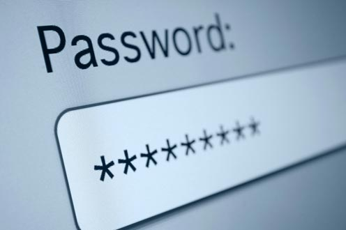 VoIP- رمز عبور و password