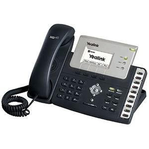 یالینک Yealink تلفن پیشرفته T26 IP Phone