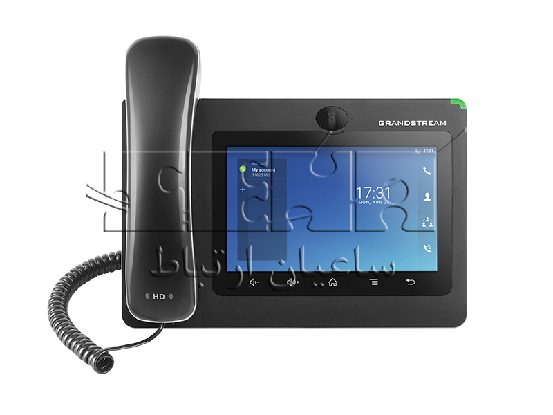 گرنداستریم - Grandstream IP Phone تصویری GXV3370