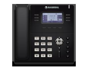 سنگوما - Sangoma تلفن تحت شبکه S400|405 IP Phone