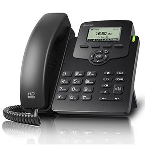 آکووکس Akuvox تلفن IP کارشناسی SP-R50P