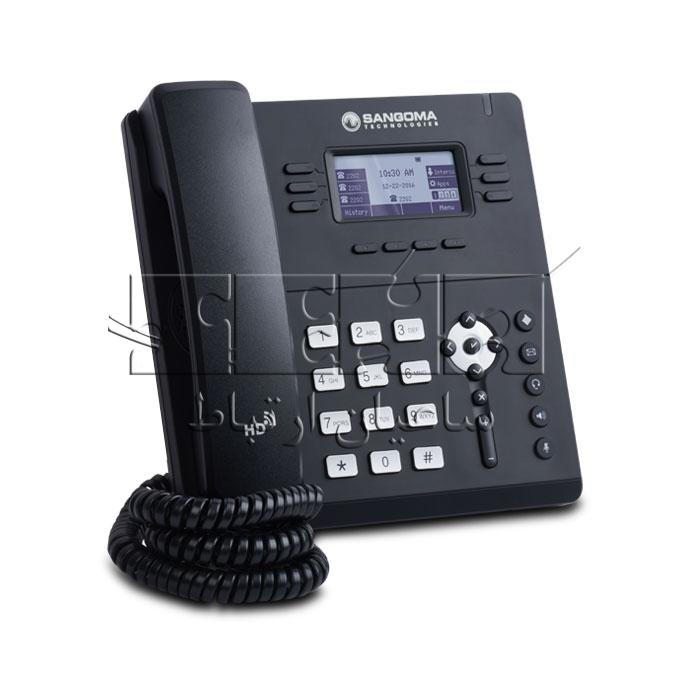 سنگوما Sangoma تلفن تحت شبکه S400|405 IP Phone