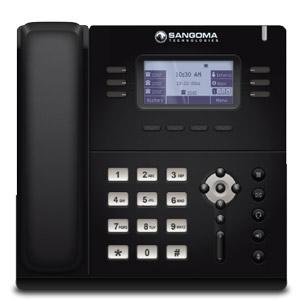 سنگوما - Sangoma تلفن تحت شبکه S400 IP Phone