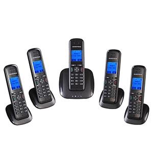 گرنداستریم - Grandstream تلفن بی سیم Dect  DP715-710