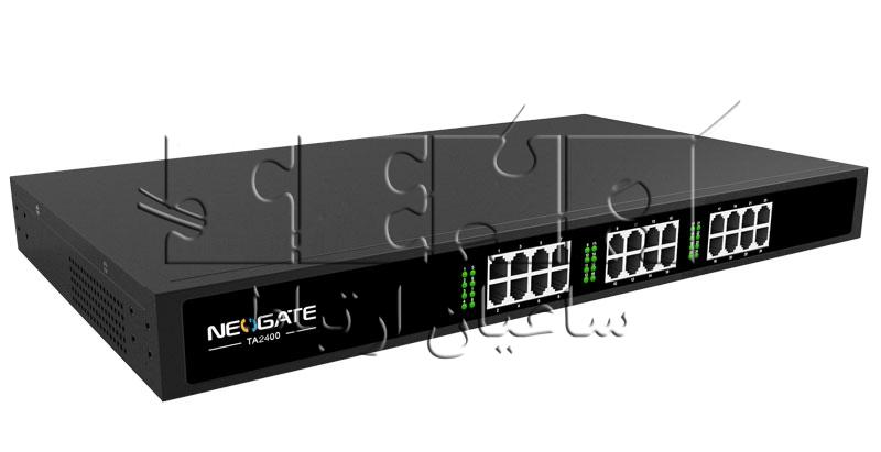 گیت وی FXS TA2400 - Yeastar FXS Gateway TA2400