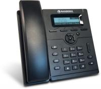 تلفن تحت شبکه S205 IP Phone - نمای مقابل تلفن