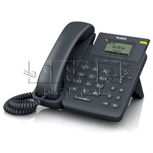 تلفن ساده T19 IP phone - Side Right گوشی یالینک Yealink T19