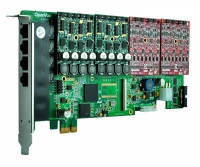 کارت آنالوگ A1610 - 16 Ports Aanalog PCI Express Card