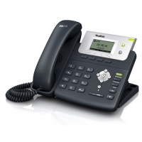 تلفن ساده T21 IP Phone - Yealink T19 IP Phone  Side Right view یالینک
