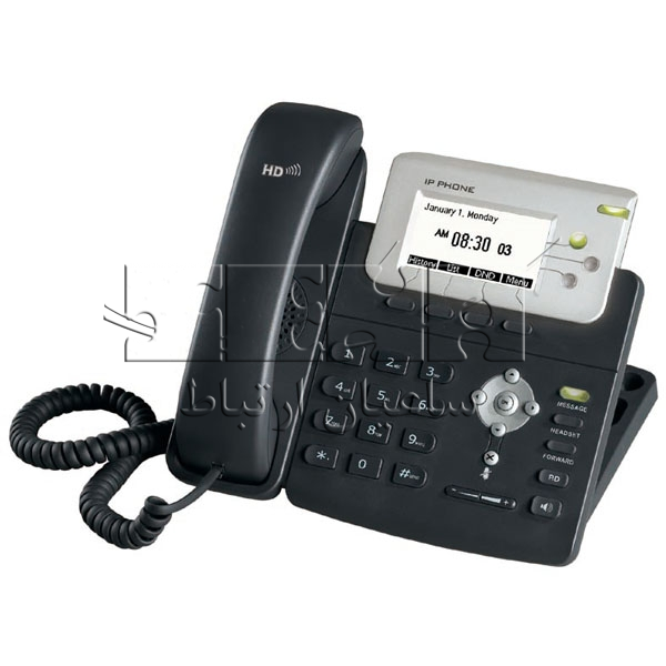 تلفن ساده T22 IP Phone - Yealink T19 IP Phone یالینک