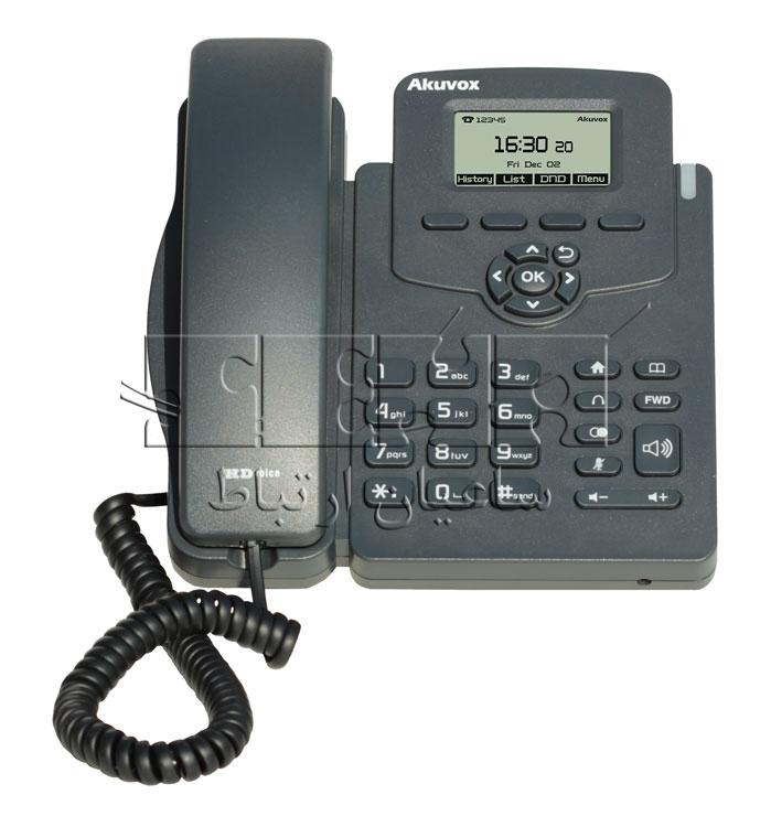 تلفن IP کارشناسی SP-R50 - آکووکس Akuvox SP-R50 IP Phone
