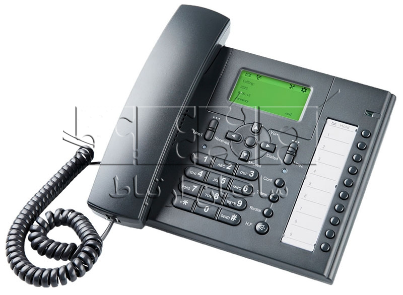 تلفن ساده US102-PYN IP Phone - Front-Side view