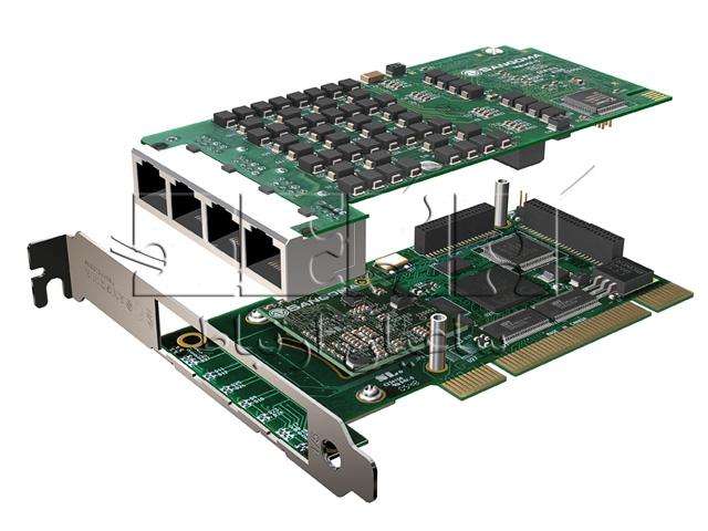کارت دیجیتال A108 E1 - PRI - 8E1 PCI card