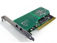 کارت دیجیتال A102 E1 - PRI - کارت Sangoma Dual E1 PCI card