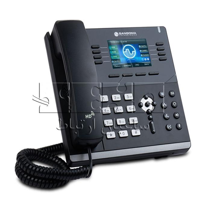 تلفن تحت شبکه S505 IP Phone - sangoma-s505-1