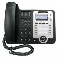 تلفن پیشرفته ES320-PN IP Phone - Front view