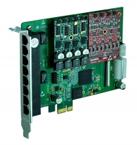 کارت آنالوگ A810 - 8 Ports Aanalog PCI Express Card