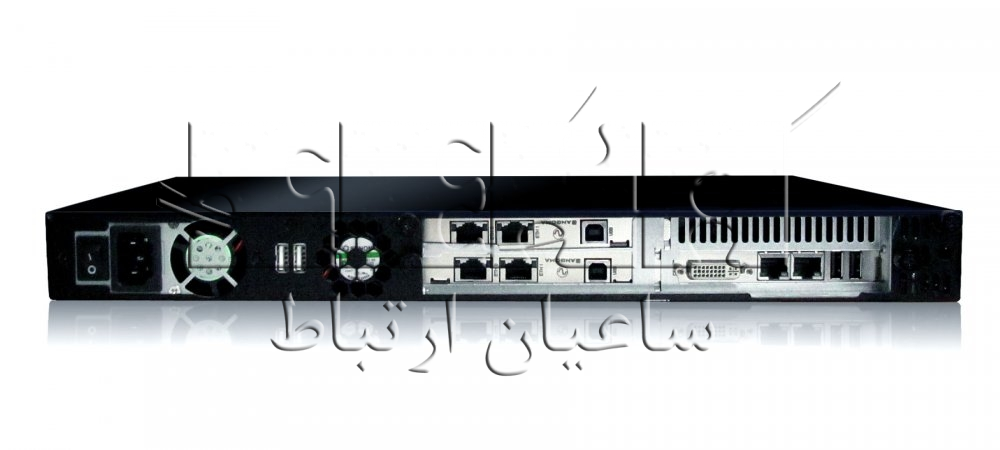امنیت ویپ - Carrier SBC - VoIP Firewall- Carrier SBC Rear