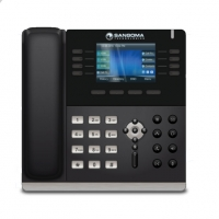 تلفن تحت شبکه S500 IP Phone - sangoma-s500-2