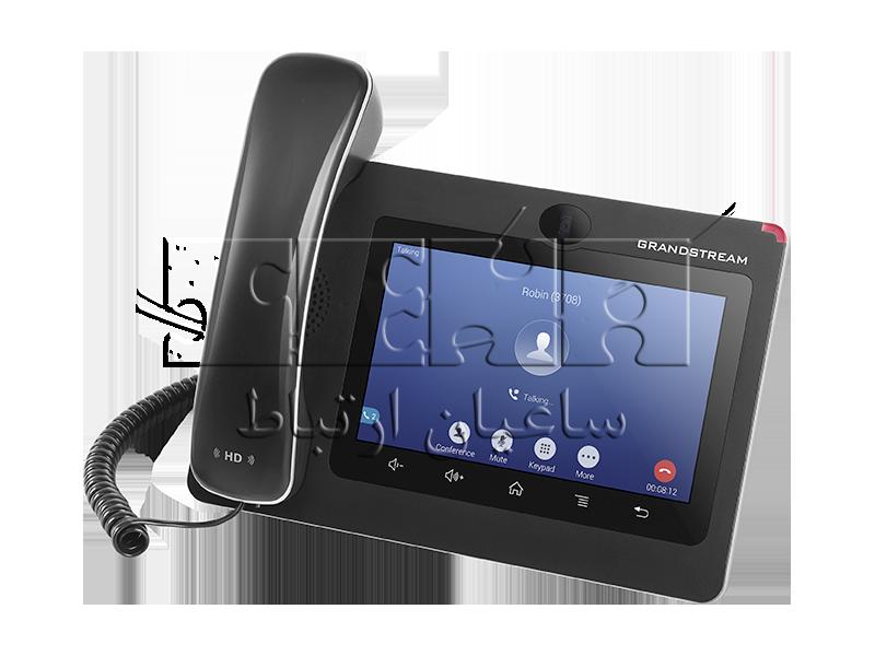 IP Phone تصویری GXV3370 - تلفن تصویری گرنداستریم