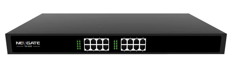 گیت وی FXS TA1600 - Yeastar FXS Gateway TA1600 -2