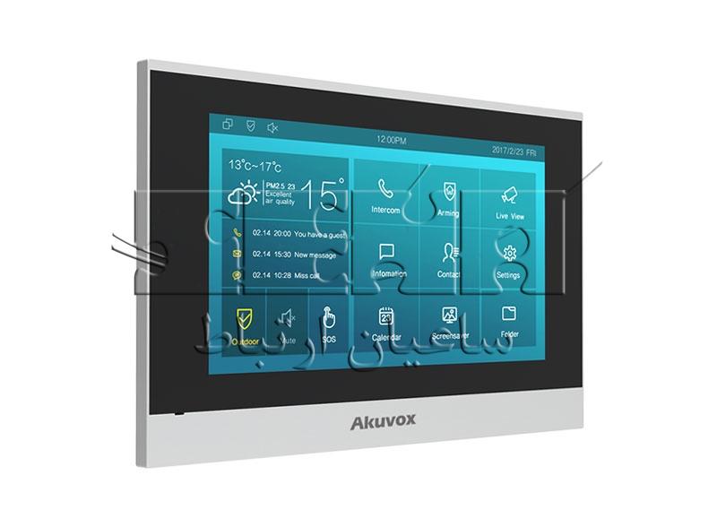 مانیتور هوشمند تحت شبکه - C315 - akuvox-C315-2