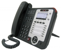 تلفن پیشرفته ES320-N IP Phone - Front-side view