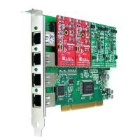 کارت آنالوگ A400 - 4 Ports FXO/FXS PCI Card