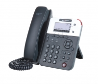 تلفن ساده ES290-N IP Phone - Front-side view