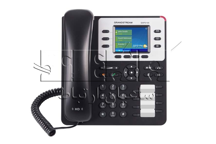 IP Phone مدیریتی GXP2130 - Grandstream IP Phone GXP-2130