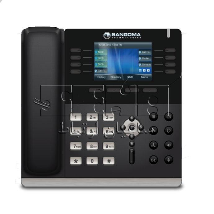 تلفن تحت شبکه S505 IP Phone - sangoma-s505-2