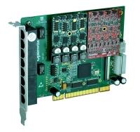 کارت آنالوگ A810 - 8 Ports Aanalog PCI Card