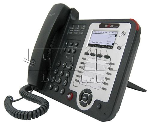 تلفن پیشرفته ES320-PN IP Phone - Front-side view
