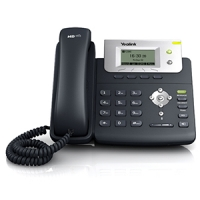 تلفن ساده T21 IP Phone - Yealink T19 IP Phone Front view یالینک
