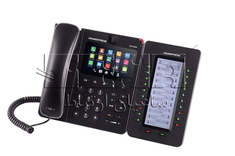 IP Phone تصویری GXV3240 - Grandstream Video Phone - GXV 3240