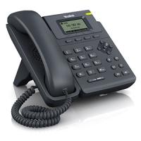تلفن ساده T19 IP phone - Side left گوشی یالینک Yealink T19