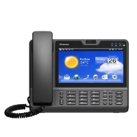 تلفن تصویری VP-R47P - تلفن IP تصویری لمسی Akuvox VP-R47P